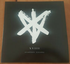 Eighteen Visions LP XVIII Limited Edition White Black VINYL METALCORE 2017