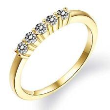 701f67aa6fe6a 14k Yellow Gold Fine Rings for sale | eBay