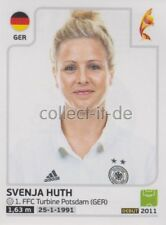 Sticker 113-Anja Mezzogiorno-Germania-donne em2017