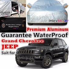 For Jeep Grand Cherokee Double thicker car cover Jeep car cover SUV car cover