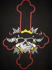 "Danzig ""Long Way Back From Hell"" VINTAGE Tour Shirt Misfits Samhain RARE 1990 XL"