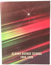 1994-95 Albany Avenue School Yearbook North Massapequa, LI, NY