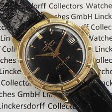 ULYSSE NARDIN Chronometer 18ct Gelbgold Automatik Herren 1960er Jahre - selten !