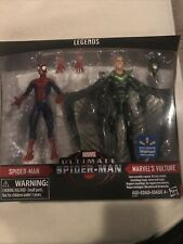 MARVEL LEGENDS SPIDER-MAN AND THE VULTURE 2-pack The Ultimate Spider-Man Figure
