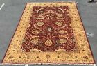 A Must See Palace Size 12' x 17'Sultanabad Pattern Area Rug