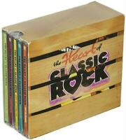Heart of Classic Rock Box Set Time Life 10 CD 144 Hits USA Made/Shipped