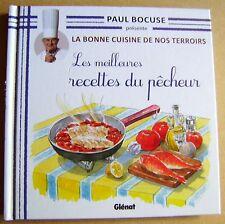 Livre La bonne cuisine de nos terroirs Les meilleures recettes du pêcheur /B14
