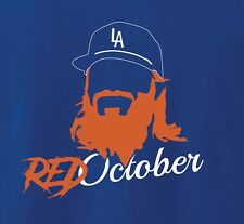 Red October- Justin Turner Shirt