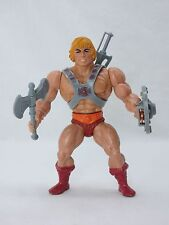 MOTU,Vintage,HE-MAN,Masters of the Universe,100% complete,figure ^