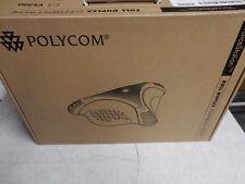 New Listingpolycom Voicestation 300 Corded Phone Black 2200 17910 001 New R515