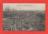 Postal- Verdun Bombardearon - Cauce y Cimetière Militar (J7855)