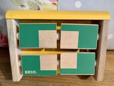 Brio 30177 Wooden Spinning Shape Puzzle