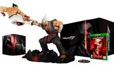 Tekken 7: Collector's Edition [Xbox One XB1, Fighting Heihachi Figure CD] NEW