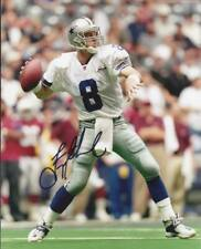 NFL Cowboys Troy Aikman Signed Autograph Reprint 8x10 Photo