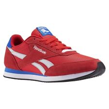 REEBOK Classic Retro - BD3281 - ROYAL CL JOGGER 2 - Men's Shoes Red Blue -Size 9