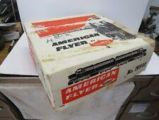American Flyer-AF-20540 Merchandiser S Gauge Train Set in Original Box