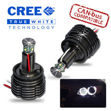 H8 LED CREE 40W ANGEL EYE Kit E91 E92 E93 E60 E61 E63 E64 E70 X1 X5 X6 Z4