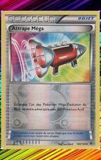 Attrape Méga Reverse - XY10 - 104/124 - Carte Pokemon Neuve Française