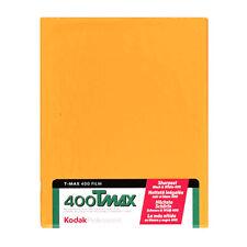 Kodak T-Max 400 4x5 Sheet Film - 10 Sheets - FLAT-RATE AU SHIPPING!