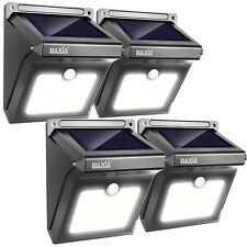 BAXIA 12 LED Solar Light Wireless Waterproof  Motion Sensor Security Garden Lamp