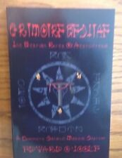 Grimoire Bedliae by Edward Otoole
