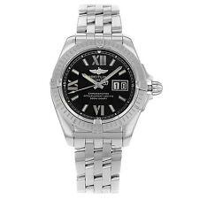 Breitling Armbanduhren mit 12-Stunden-Zifferblatter