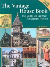 THE VINTAGE HOUSE BOOK 2,500 images- Pictorial History American Homes 1880-1980