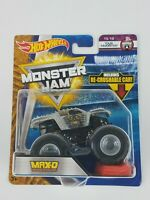 Hot Wheels Monster Jam Max D 1/64th Monster Truck Re-crushable car Tour Favorite