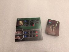 Star Wars Epic Duels Replacement Yoda Clone Trooper Complete Deck Card