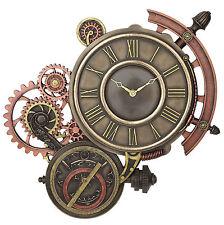 Steampunk Astrolabe Wall clock