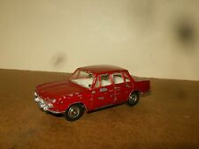 Ancienne / vintage DINKY TOYS France 1/43 (N° 534) - BMW 1500 - 60's