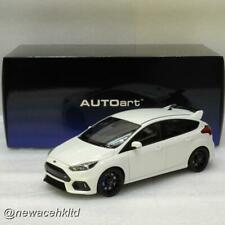 Ford Focus RS 2016 (FROZEN WHITE) AUTOart MODEL 1/18 #72951