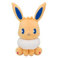 Pokemon Center Soda Eevee Plush Doll Stuffed Toy Mix Au Lait series Rare Gift