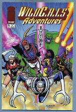 Wildcats Adventures #1 1994 Jeff Mariotte Ty Templeton Image Wildstorm Comics