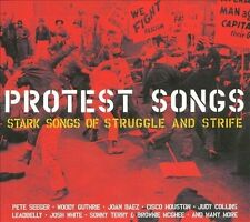 Songs of Protest by Various Artists (CD, Jun-2012, 2 Discs, Not Now Music)