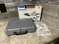 Dremel 3000 Variable Speed Rotary Tool With Accessories, Case, Original Box