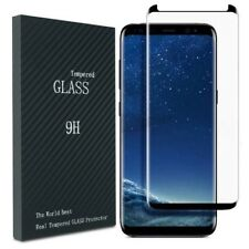 2Pack Tempered Glass Screen Protector Guard For Samsung Galaxy S9/S8/Plus/Note 8
