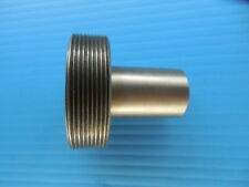 2 18 16 Thread Plug Gage 2125 Taperlock Design Inspection Machinist Tooling