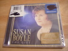 SEALED Susan Boyle CD The Gift CHRISTMAS Amber Stassi LOU REED Crowded House cvr