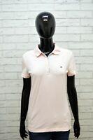 Polo Maglia Donna TOMMY HILFIGER Taglia M Camicia Shirt Women Jersey Frau Casual