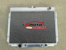 For 67-70 Ford Mustang/Mercury Cougar/XR7/Torino BIG BLOCK V8 Aluminum Radiator