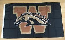 Western Michigan Broncos 3x5 ft Flag NCAA