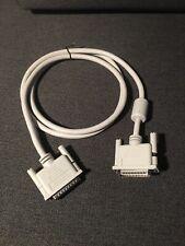 SCSI Kabel Akai Mpc 60 2000 Roland Ensoniq Kurzweil Cable for Chaining / ZIP #2