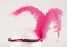 Rubies: Stirnreif Charleston pink Modell 4/170762 Burlesque 20er Jahre 20ies