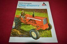Allis Chalmers 7580 Tractor Dealer/'s Shop Repair Manual PWPA