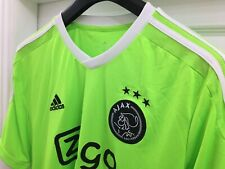 Mens Adidas Ajax Away Football Shirt