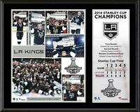 Los Angeles Kings 2014 Stanley Cup Champions Sublimated 12x15 Plaque - Fanatics