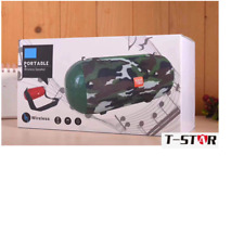 Tg-503 Bluetooth Speaker Wireless Strap portable Rechargeable Pa Fm Tf Aux Usb