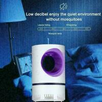 Photocatalytic Mosquito Killer Lamp LED Light Non-Toxic Trap UV USB Insect A9F5