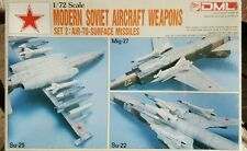 Dragon 1/72 Modern Soviet Aircraft Rockets & Bombs Sets #2502
